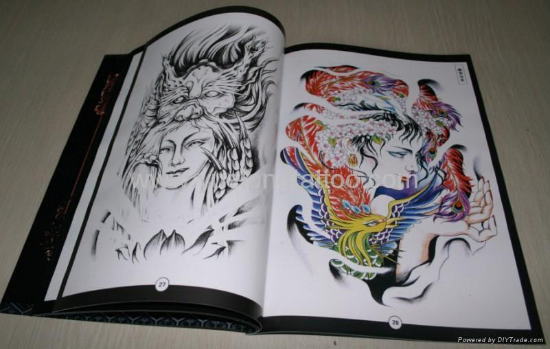 tattoo portfolio book images