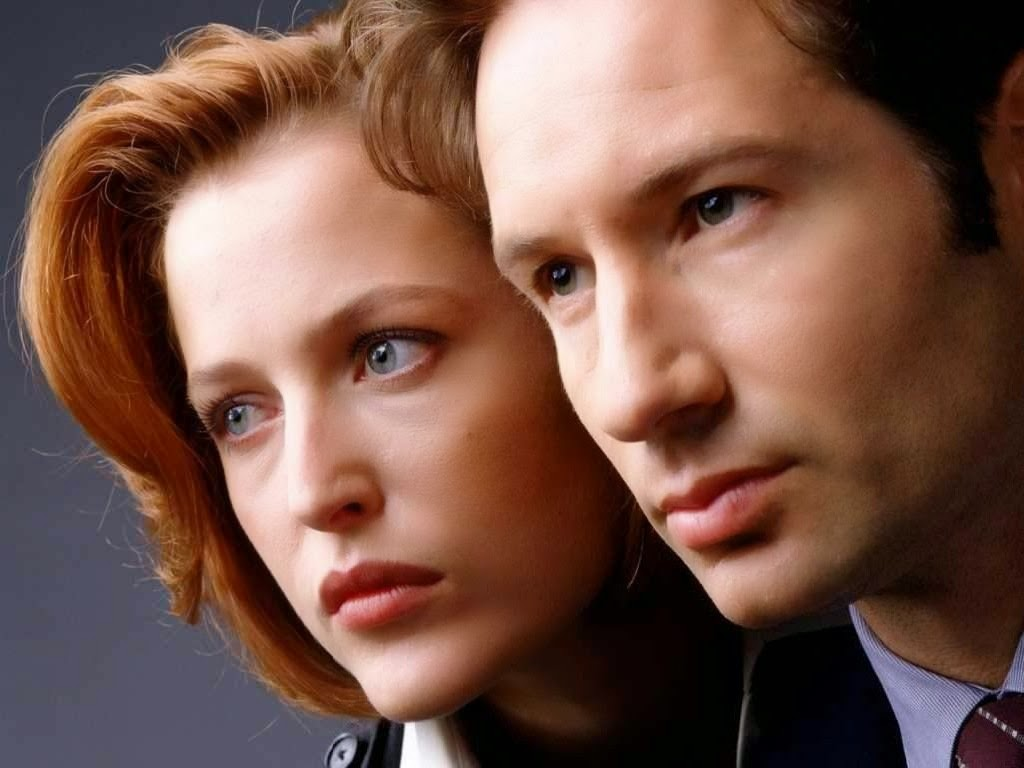 X-Files Mulder Scully