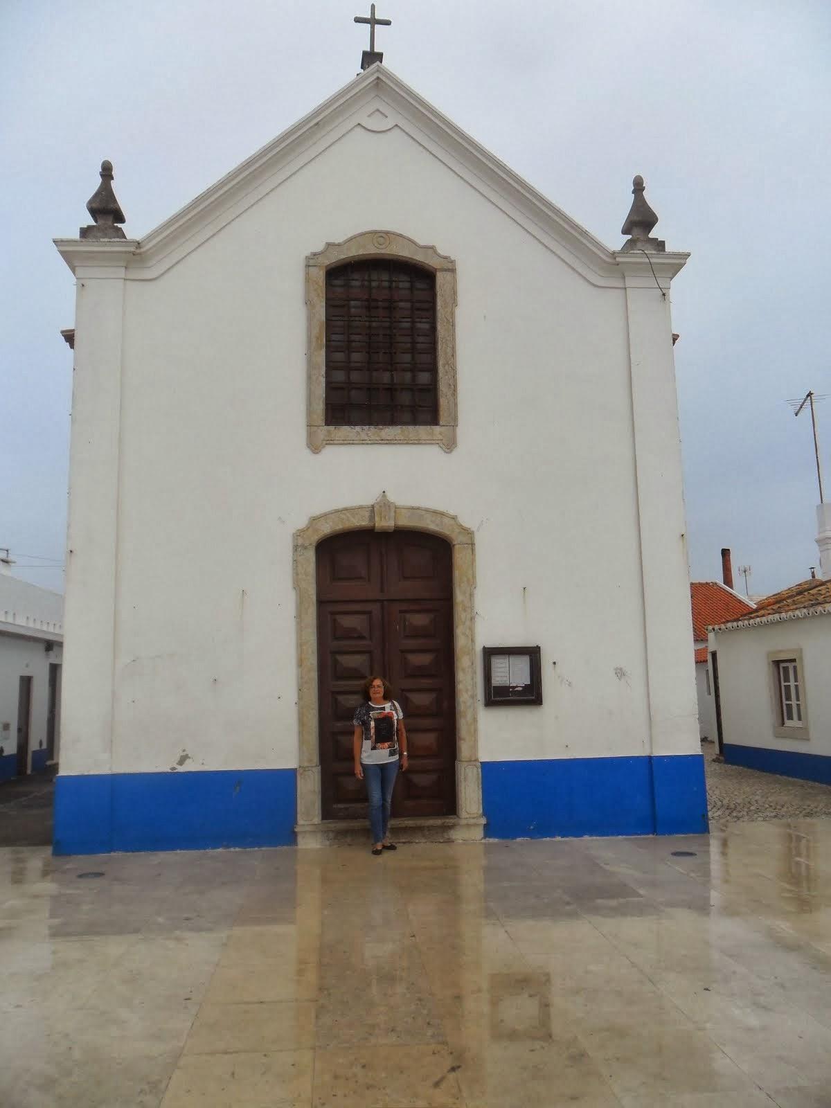 Igreja em Porto Corvo