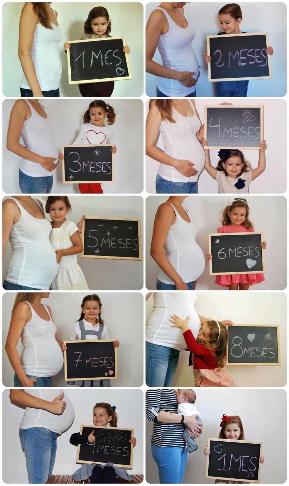 Embarazo en fotos