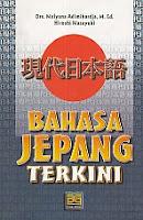 toko buku rahma: buku BAHASA JEPANG TERKINI, pengarang mulyana adimihadja, penerbit pustaka setia