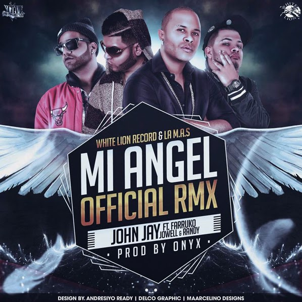 Descarga Farruko Jowell Randy Mi Angel Remix MP3 Realeza Urbana Magazine