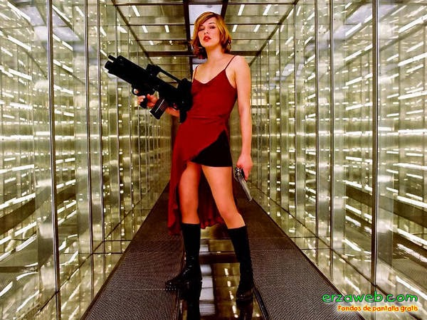 cool reviews rule top 10 female action stars milla-jovovich