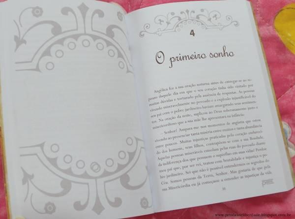 Resenha, livro, A Aprendiz do Amor, Ricardo Orestes Forni, trecho, diagramação