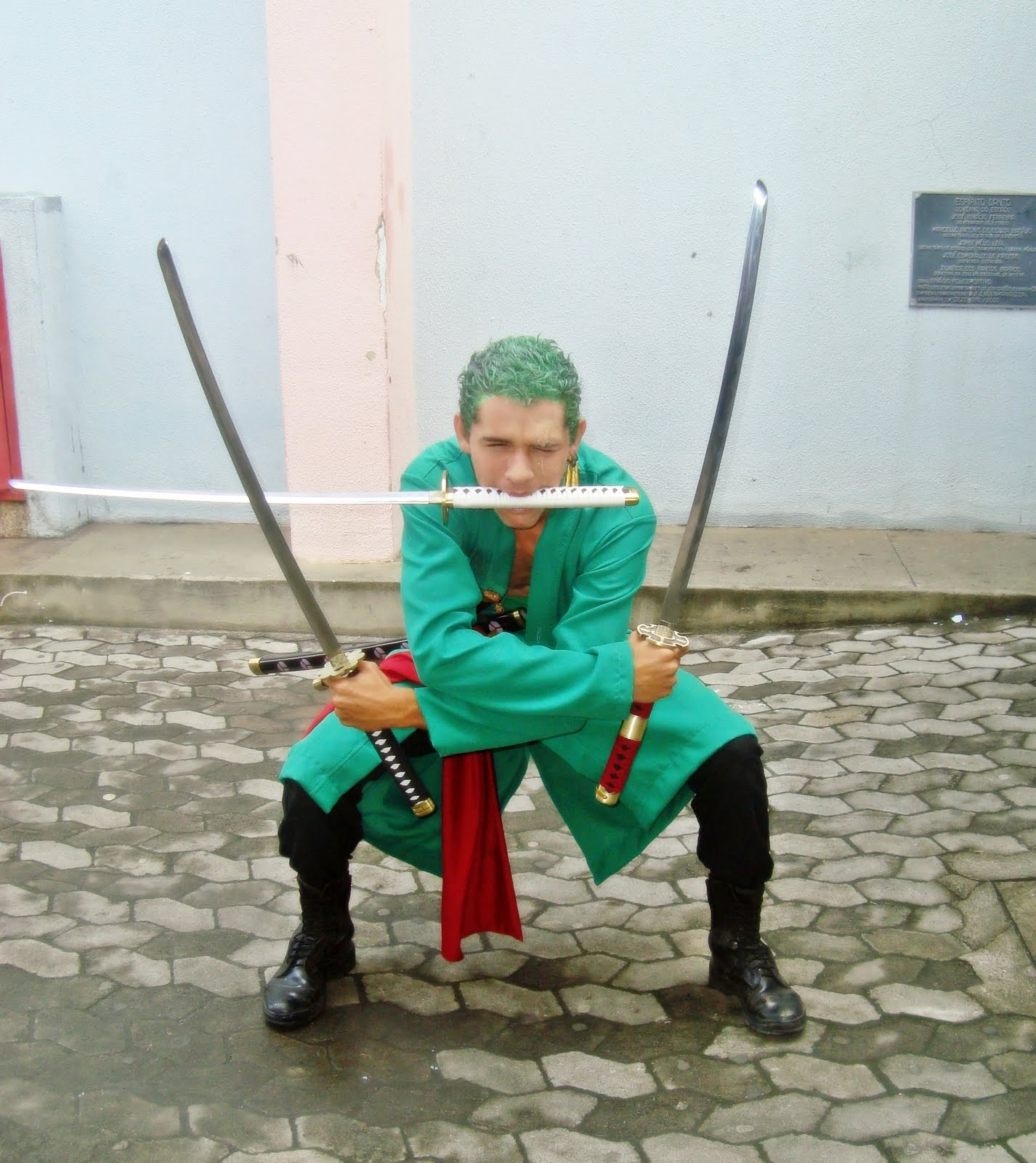 Zoro New World Cosplay Roronoa zoro new worldZoro New World Cosplay