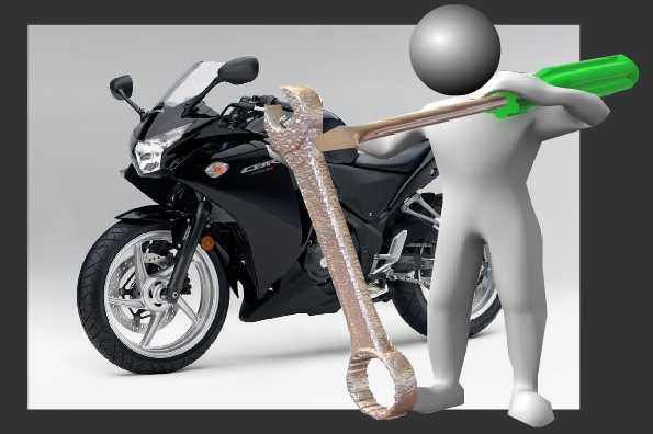 Modif Motor Yamaha Yt