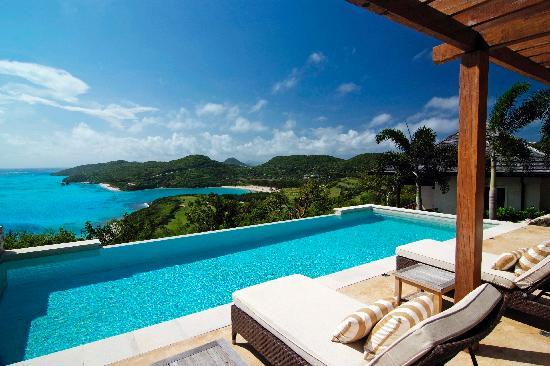 Luxury Life Design: Canouan Resort at Carenage Bay - The ...