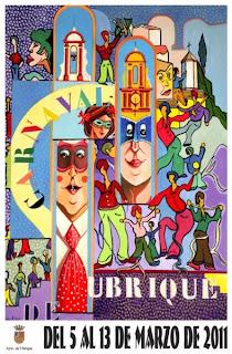 Ubrique carnaval 2011 Autor: José Luis López