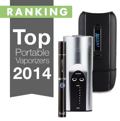 Top Portable Vaporizers 2014