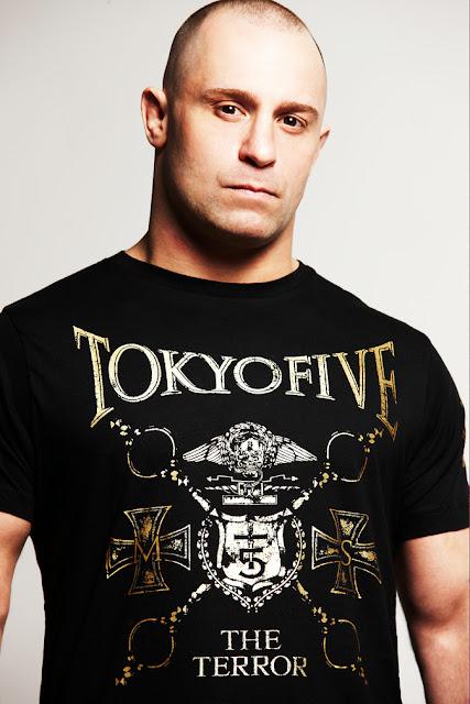 ufc mma fighter matt serra tokyo five shirt picture image