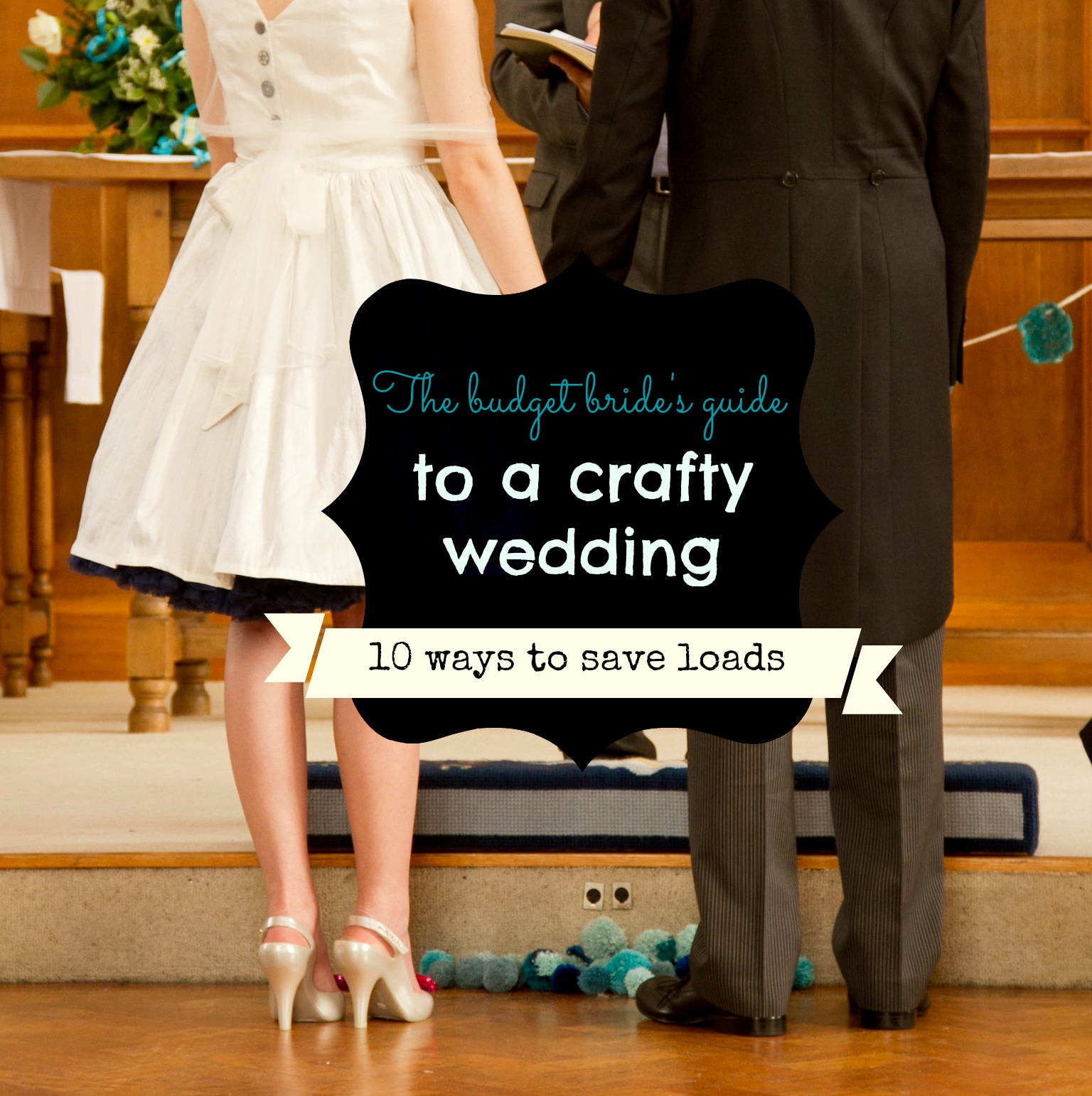 thrifty wedding tips
