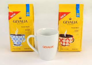 Gevalia Kaffe Giveaway Gift Pack