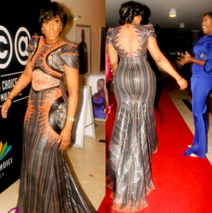BEST DRESSED AT AFRICA MAGIC VIEWERS CHOICE AWARDS (AMVCA) IS OMOTOLA ...
