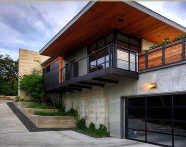 Fachadas de casas modernas fachadas de casas con ventanas for Fachadas de ventanas para casas modernas