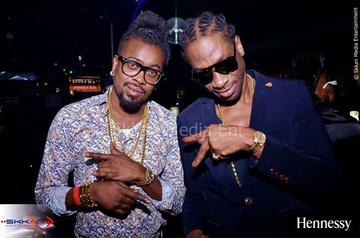 beenie man and bounty killer