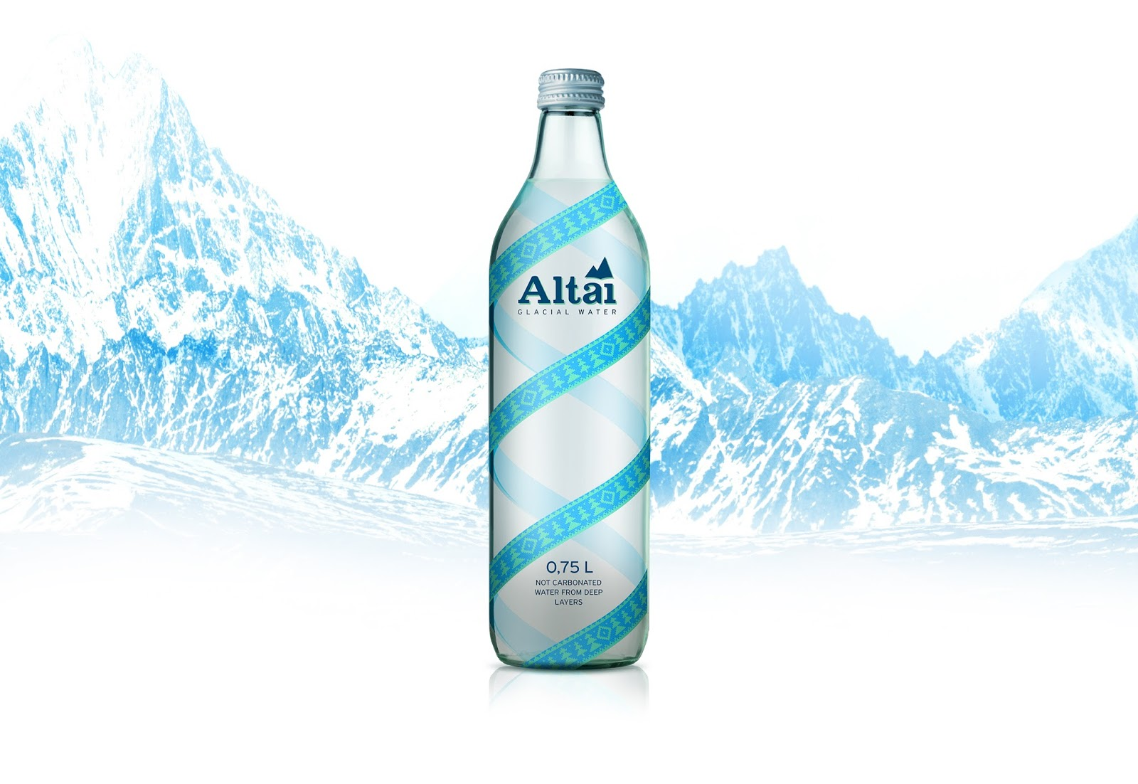 Altai Mineral Water (Concept) on Packaging of the World ...