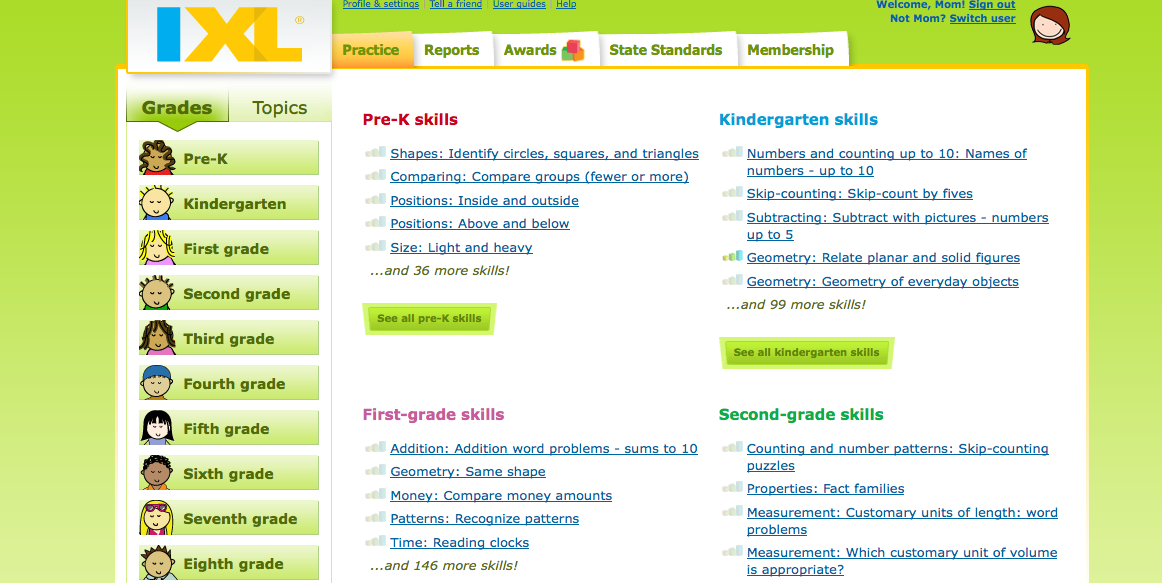 Online Math Program Laptuoso – Ixl Worksheets