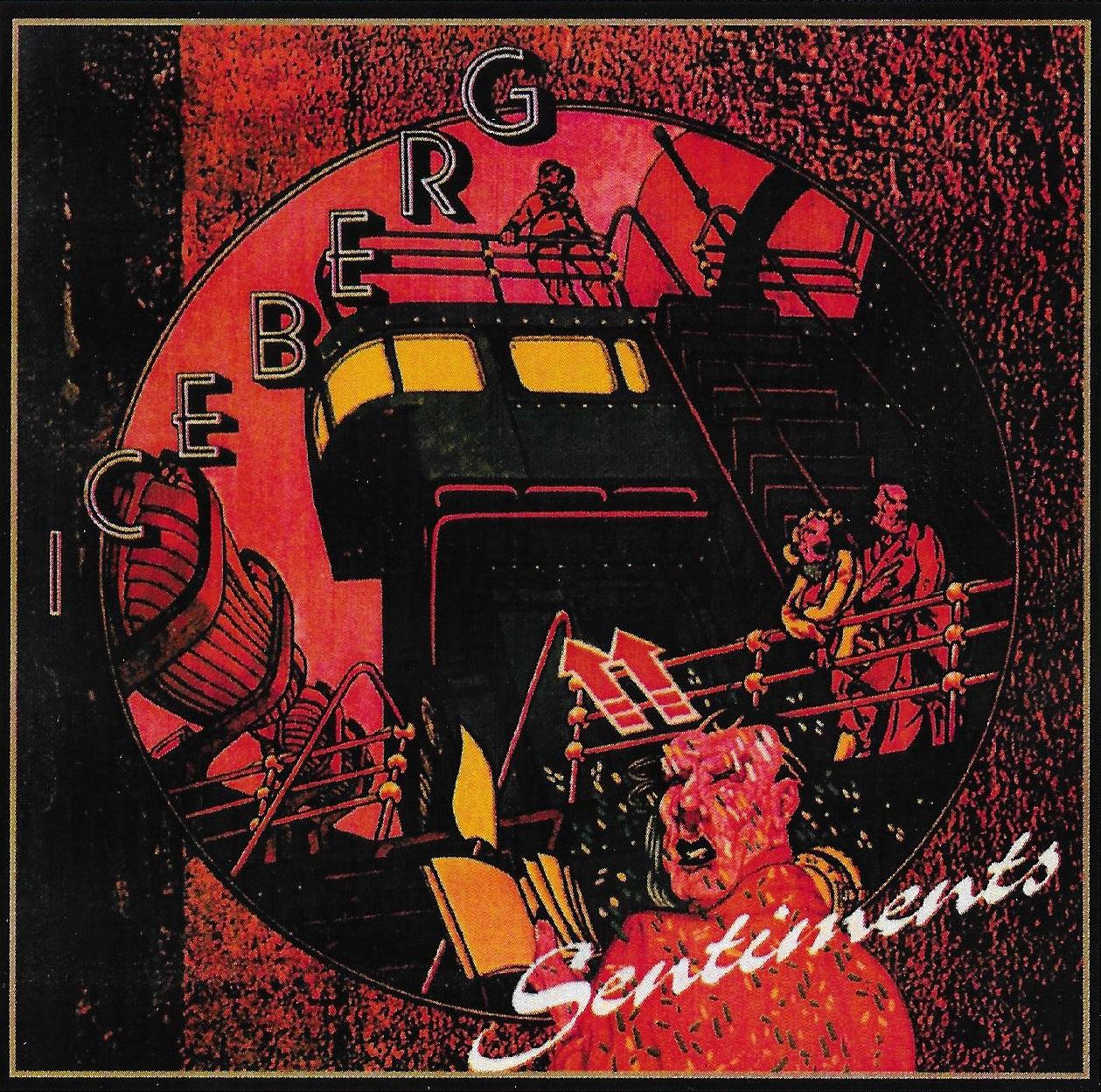 "Jazz Rock Fusion Guitar: Iceberg - 1977 ""Sentiments"""