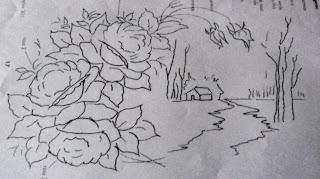 fazenda e rosas