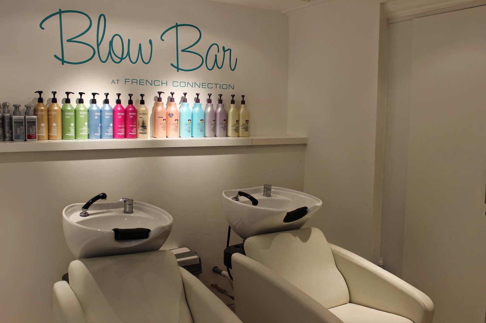 The Blow Bar At French Connection