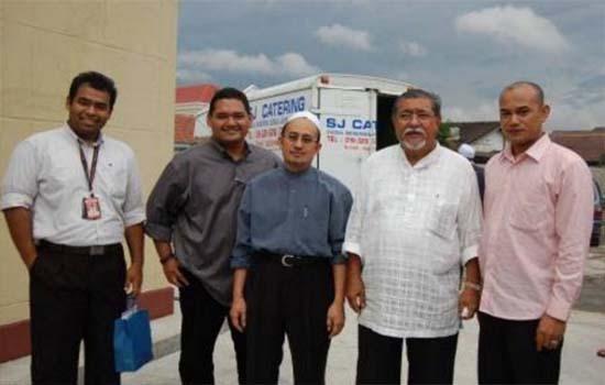 Kehebatan Ustaz Memujuk Anak Melayu Keluar Dari Gere