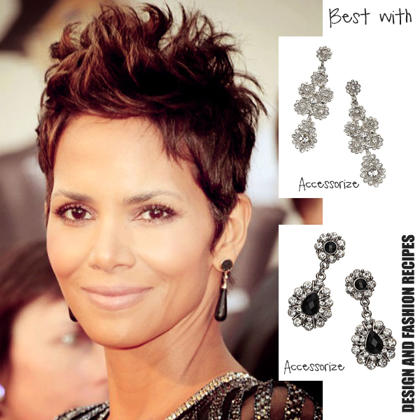 Hairstyle 2013: short cuts on Design and fashion recipes