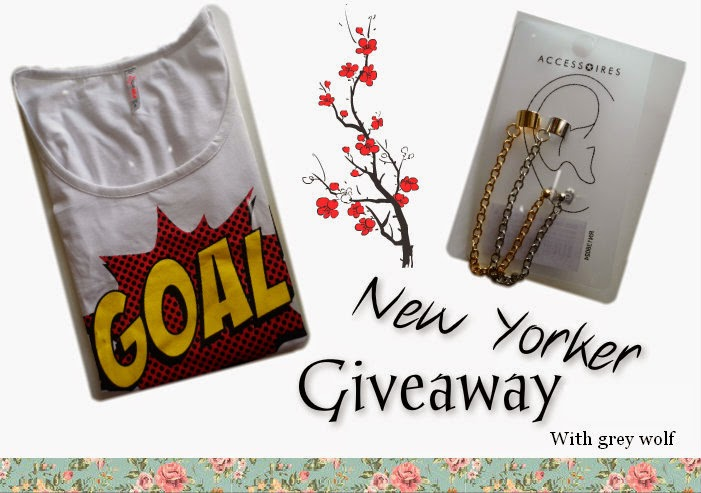 First New Yorker Giveaway