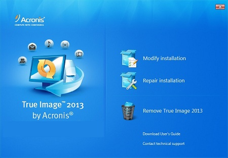 Acronis True Image Home 2013 16 Build 5587 + Plus Pack Baixaki