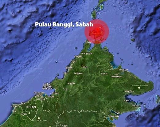 Gempa Bumi Landa Sabah 24 Oktober 2014