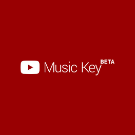 YouTube music service