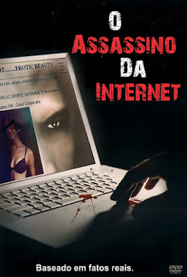 Filme Poster O Assassino da Internet DVDRip XviD Dual Audio & RMVB Dublado