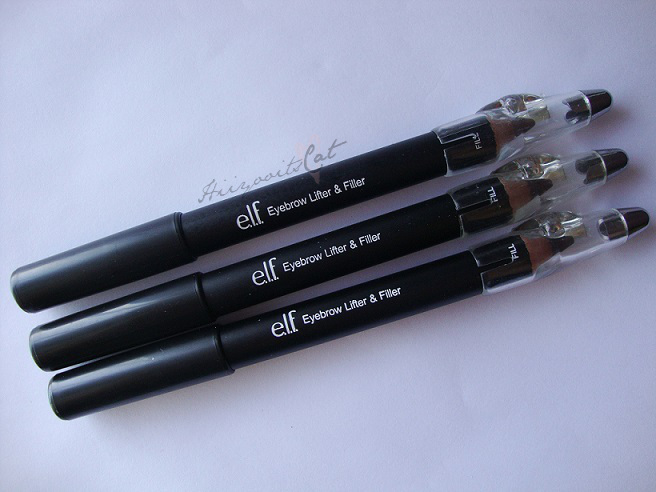 Elf Studio Eyebrow Lifter And Filler Review Photos Swatches