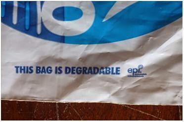 Plastik biodgredable