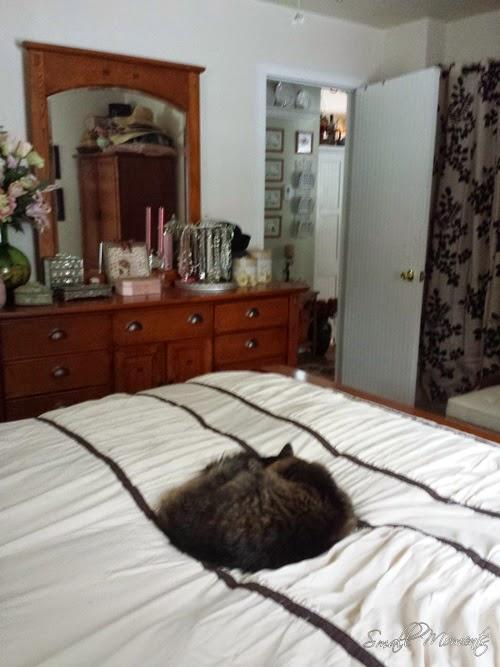 Small master bedroom