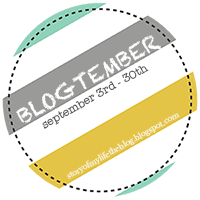 Join Us for Blogtember!