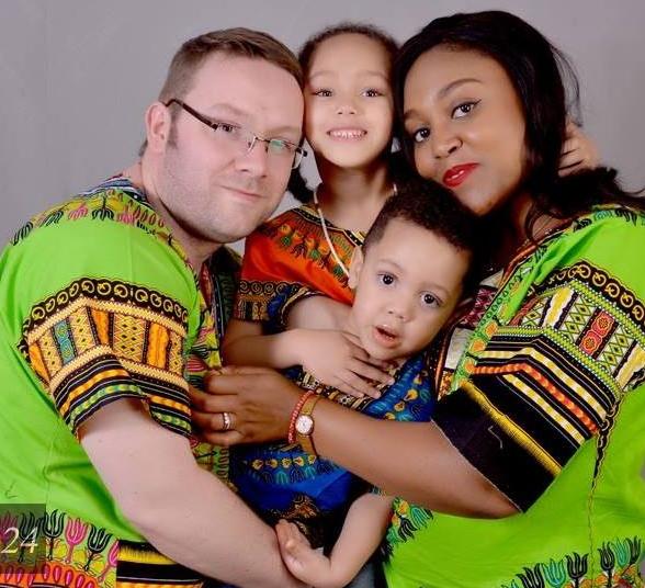 oyinbo married nigerian woman