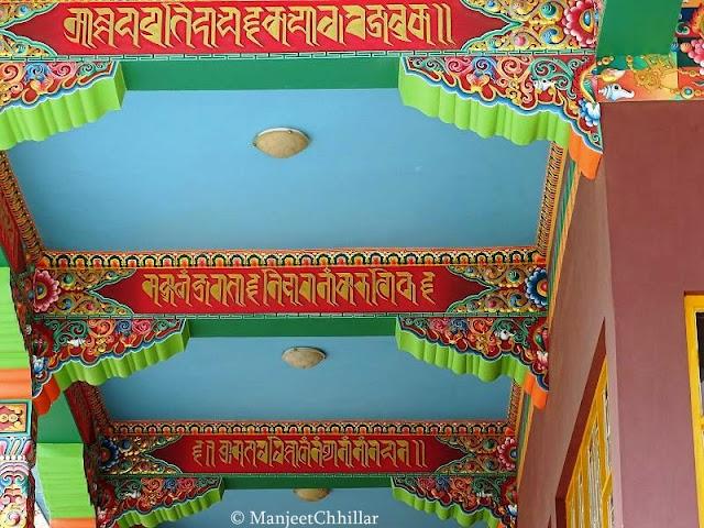 Kaja Monastery, Kaza, Himachal Pradesh