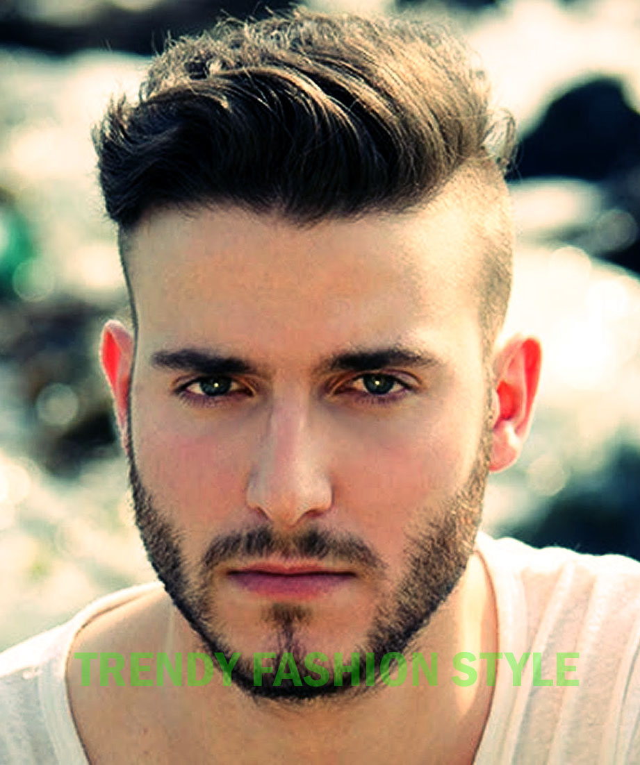 STYLE AND MODEL OF COOL MEN HAIRCUTS - FASHION STYLE