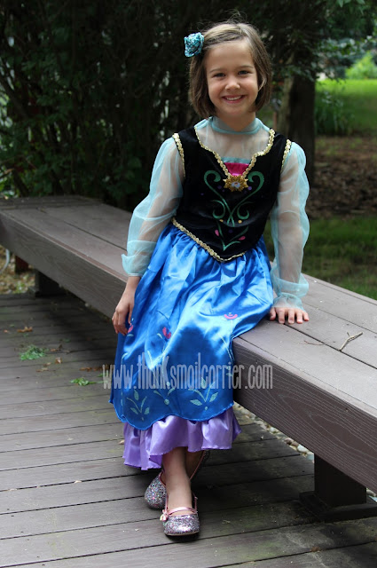 Princess Anna costume