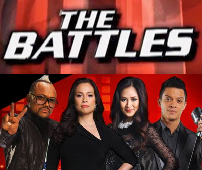The Voice of the Philippines Battle Rounds