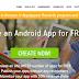 مواقع موقع يتيح لك تصميم تطبيق او لعبة مجاناً