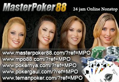 Masterpoker88.Com Judi Poker Online Uang Asli Indonesia