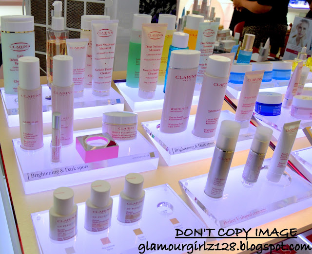 Clarins latest range launched