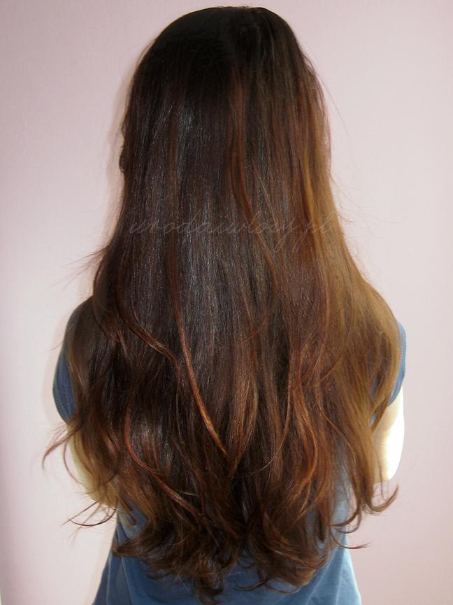 aktualizacja włosów, włosy, długie włosy