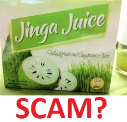 jinga juice scam or not