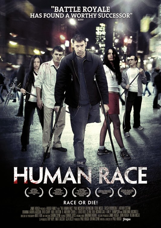 The Human Race – Legendado (2013)