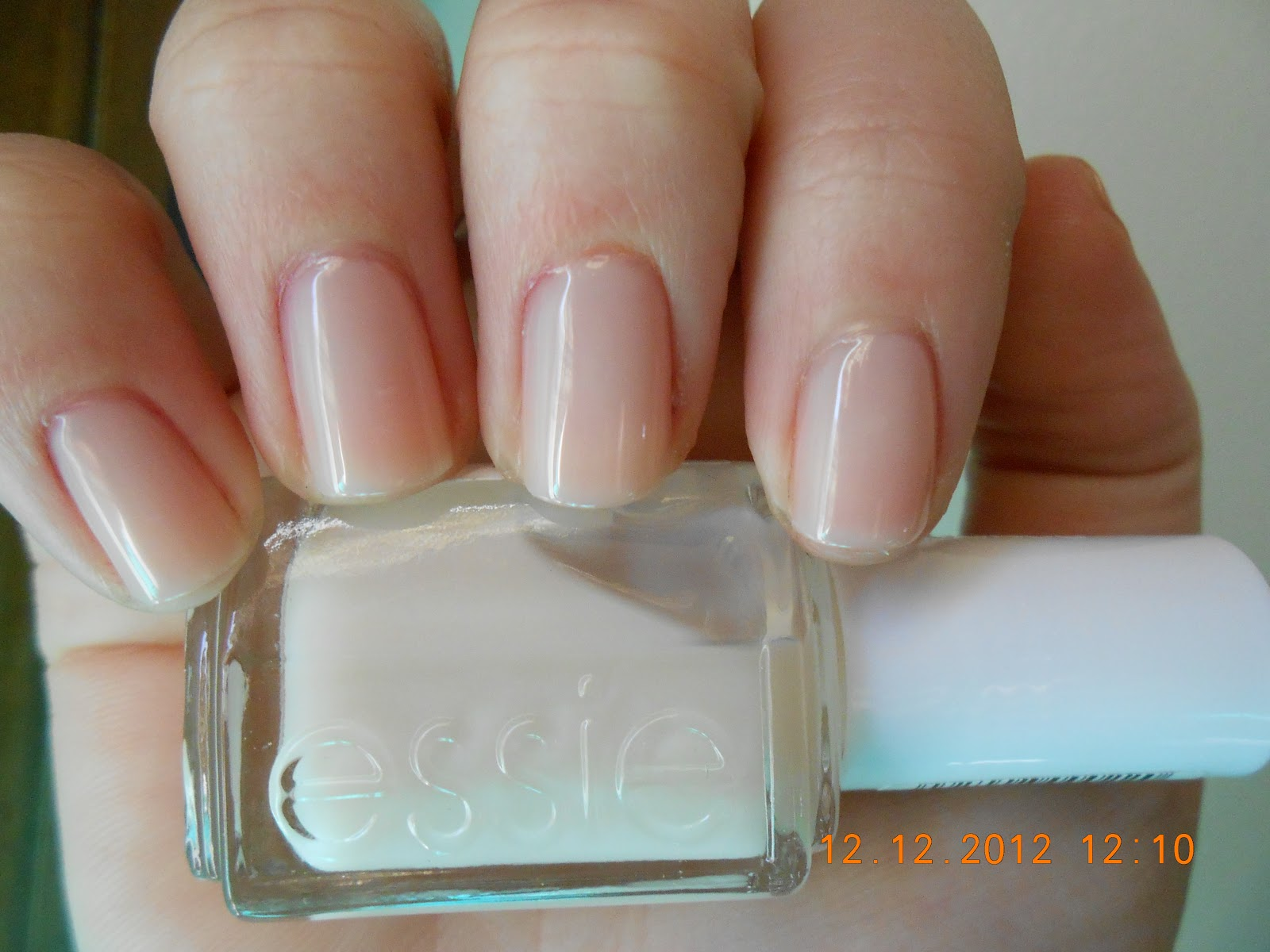 Comparison- Essie: Mademoiselle vs. OPI: Bubble Bath | The Polished ...