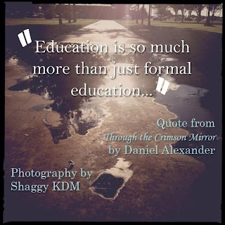 Education is so much more than just formal education...