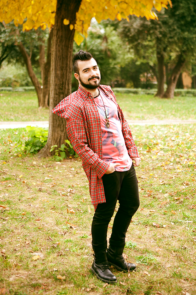 Outfit, Fashion Blogger, Guy Overboard, ND Italia