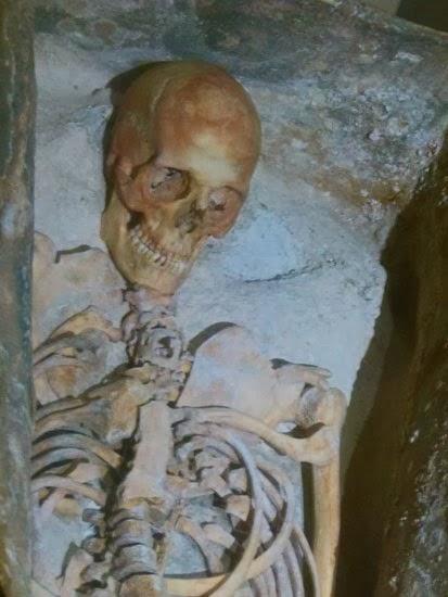 Roman burials, St Albans, Havercroft Close, King Harry Lane